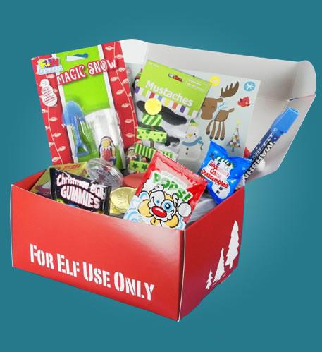 Elf Treasure Box