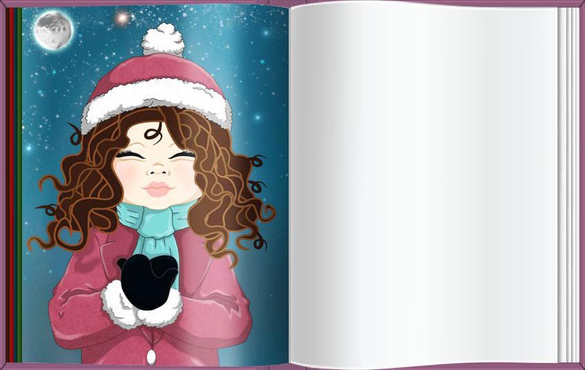 "Where does the ""mushy, gushy, squishy-wishy, sunshine-happy"" Christmas feeling come from? Find out with Isabella."
