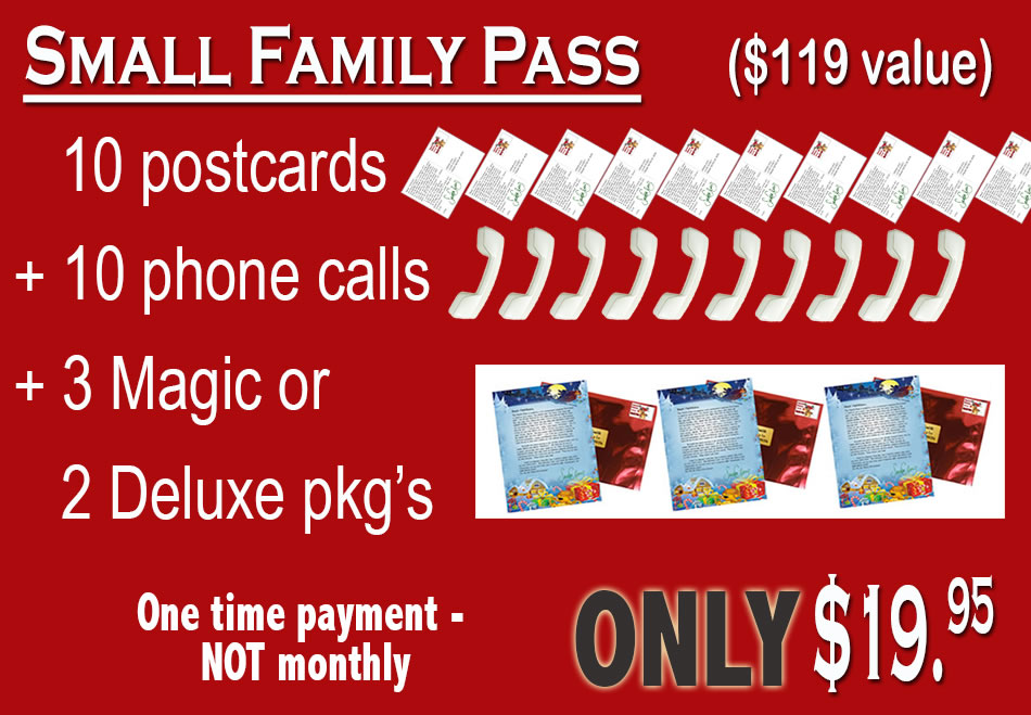 Small Family Pass